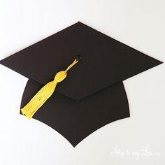 graduation gift card holder for grads