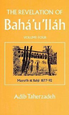The Revelation of Baha'u'llah: Mazraih and Bahji, 1877-92 v. 4 by Adib Taherzadeh, http://www.amazon.com/dp/0853982708/ref=cm_sw_r_pi_dp_egy8pb1NGFPJQ
