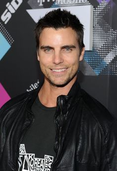 "even though I'm not normally a big fan of the ""scruffy"" look ~ Colin Egglesfield  ~  from ""Rizzoli & Isles"" and ""Something Borrowed"""