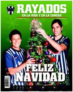 No. 3. Ricardo Osorio y José Basanta. Navidad