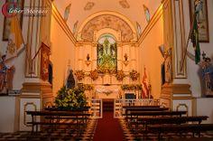 Altar Igreja - Saquarema - RJ - Brasil