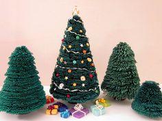 Bridgit's Quilling Weihnachts-Baum (Christmas Tree) Nr. 1  (Tutorial)