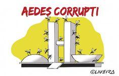 EPIDEMIA... DE CORRUPÇÃO...