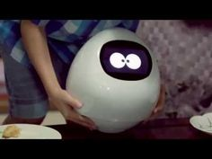 Tapia: a talk robot companion on Indiegogo now - YouTube
