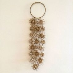 I love this wall hanging so much. Search 'FlowerLoom wall hanging' on dtll.com.au or click on the shopable link in our profile. #dtll #downthatlittlelane