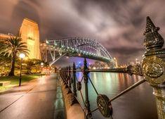 Sydney, Most, Rzeka Sydney, Australia
