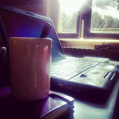 Ready @ Casti office #sunnyday #working #castiglioncello