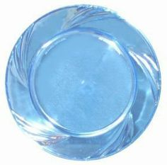 Dazzling Lights Heavyweight 9-inch Plates, Blue by Maryland Plastics. $8.39. Elegant party supplies for any holiday or occasion.