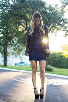 Look Luisa Accorsi – Vestido Oncinha