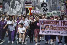 1993 - NYC Pride March