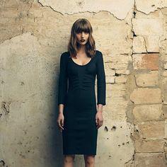 #LittleBlackDress #myFornarina #fashion #glamour #dresses