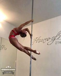 Pole Dance Moves, Dance 4, Just Dance, Pole Dancing, Pole Tricks, Ballet, Pole Fitness, Dance Photos, Sport Motivation