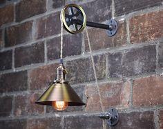 Badezimmer lampe ~ Bad eitelkeit licht industrielle möbel badezimmer lampe