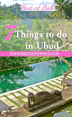 What To Do in Ubud,