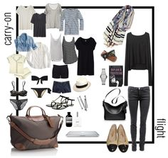 """Packing for Florida"" by coffeestainedcashmere on Polyvore"