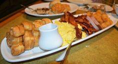 Breakfast Platter from Chip 'n' Dale's Harvest Breakfast at Garden Grill