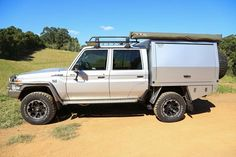landcruiser 79 series bodies - Google Search