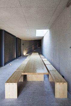 Quinta Do Vallado Winery - Menos è Mais architects