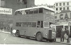 1944 DAIMLER CWA6 - Midland Red 2547 Red Bus, Bus Coach, Coaches, Buses, Britain, Classic, Modern, Trainers, Workout Trainer