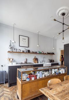 Patrick Lewis Architects - embracing timeworn elements, a home's history, the simple and tradit...