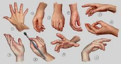Finger massage This is another interesting and simple method for the coordination of your body. Find out how to cure all types of pain in your body only with a help of a finger. Hand Drawing Reference, Body Reference, Anatomy Reference, Drawing Tips, Drawing Art, Drawing Hands, Basic Drawing, Anatomy Poses, Anatomy Art