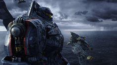 Los #Kaiju emergen de una brecha en el Océano Pacífico. Allí se dirigen los #Jaeger para luchar! #PacificRim