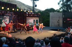 The cast of Spunk, 2012. #calshakes40th