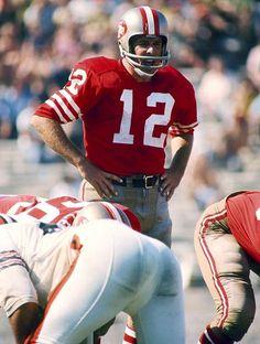 John Brodie San Francisco 49ers 1957-73.