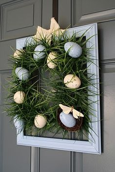 Easter Wreath or centerpiece