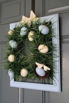 Easter Wreath or centerpiece