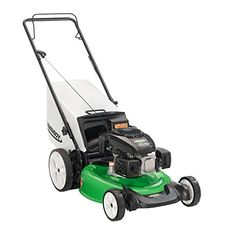 Lawn-Boy 10730 Kohler High Wheel Push Gas Walk Behind Lawn Mower, 21-Inch