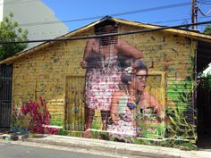 Santurce es Ley 5 (SEL5) Artist Damaris Cruz