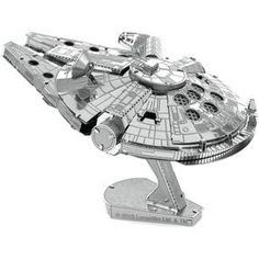 [Star Wars: Millennium Falcon Metal Earth Model Kit £9.99