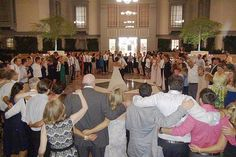 Chicago Wedding DJ Fourth Estate Audio at Harold Washington Library. Learn more about us at http://www.discjockey.org #ChicagoWeddingDJAtHaroldWashingtonLibrary