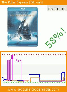 The Polar Express [Blu-ray] (Blu-ray). Drop 58.298582151793%! Current price C$ 10.00, the previous price was C$ 23.98. https://www.adquisitiocanada.com/warner-home-video/polar-express-blu-ray