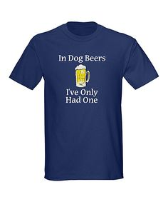'In Dog Beers' Tee