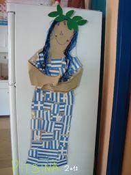 25η Μαρτίου Κατασκευές  Pinterest - Popi-it.gr 25 March, Spring Activities, Spring Crafts, School Projects, Kindergarten, Diy Crafts, Fashion, Moda, Fashion Styles