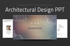 Architectural Design PPT by Good Pello on @creativemarket