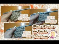 Nessa vídeo aula vamos aprender um pouco mais sobre o crochê tunisiano, três pontinhos básicos, tipos de agulha e muito mais dicas para quem está iniciando n...
