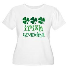#CPirishluck  Irish Grandma, that's ME!  I even have a red haired grandson to prove it.