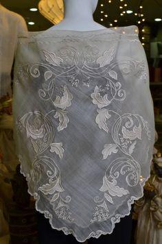alampay 3 Filipiniana Modern, Filipiniana Dress, Filipino Fashion, Barong, Let's Get Married, Pinoy, Philippines, Pride, Wedding Ideas