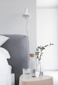 She danced all night.and all the way home. — silver-blonde: via … Minimalist Interior, Minimalist Bedroom, Scandinavian Interior Bedroom, Scandinavian Design, Pastel Interior, Minimal Home, The Way Home, Bedroom Styles, White Bedroom