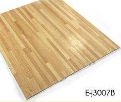Square Wooden Self-adhesive PVC Tile Flooring Vinyl Tile Flooring, Butcher Block Cutting Board, Adhesive