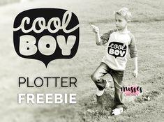 #plotterfreebie #coolBOY