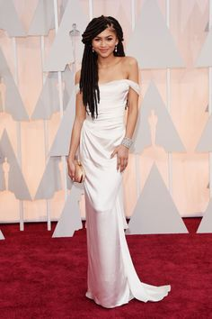 Zendaya. See all the best red carpet arrivals here: