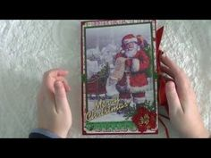 Hi all, this is the only xmas JJ I did back in the beginning of Dec for a swap with Letty, I don't even know where the time has gone? Now, I'm super sick wit. Christmas Mini Albums, Small Christmas Gifts, Christmas Mix, Christmas Journal, Christmas Scrapbook, Christmas Paper, Vintage Christmas, Christmas Crafts, Journal Cards