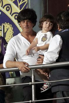 In Photos: AbRam Khan Was Kolkata Knight Riders' Cutest Cheerleader! - MissMalini
