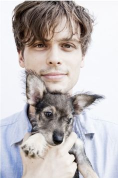 mathew gray gubler, he plays a nerd but he is still a hottie in my eyes