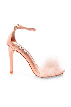 11 Pairs of Fluffy, Feathery Shoes to Wear Outside the Bedroom  - ELLE.com