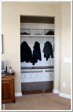 ikea mudroom ideas dyi joy studio design gallery best design. Black Bedroom Furniture Sets. Home Design Ideas